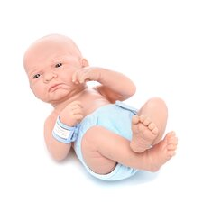 "La Newborn - 14"" Anatomically Correct Real Boy Vinyl Doll"