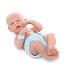 "La Newborn - 14"" Anatomically Real Boy Vinyl Doll"