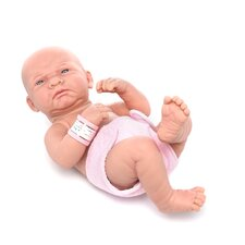 "La Newborn - 14"" Real Girl Vinyl Doll"