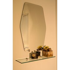 <strong>Spancraft Glass</strong> Regency Nolita Frameless Mirror