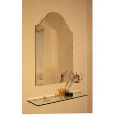 <strong>Spancraft Glass</strong> Regency Regal Frameless Mirror