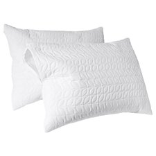 Tailor Fit Peva Waterproof Zippered Pillow Protector