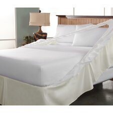 Tailor Fit Easy On Easy Off Bedskirt and Box Spring Protector