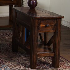 Ranch House Chairside Table