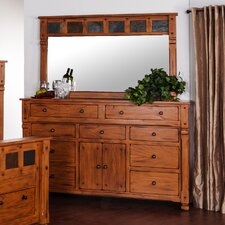 Sedona 9 Drawer Dresser