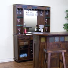 Santa Fe Home Bar