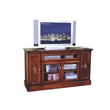 "Cappuccino 62"" TV Stand"