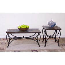 <strong>Sunny Designs</strong> Santa Fe Coffee Table Set