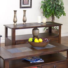 Santa Fe Console Table with Lower Drawer