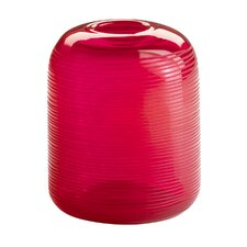 Contempo Vase in Red