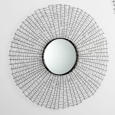 <strong>Cyan Design</strong> Roxie Mirror in Graphite