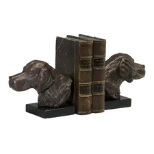 Hound Dog Book Ends (Set of 2)