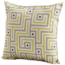 <strong>Cyan Design</strong> Maze Pillow