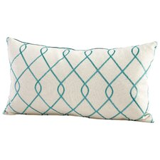 <strong>Cyan Design</strong> Chain Link Pillow