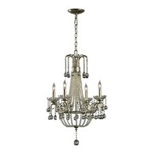 Genevieve 4 Light Chandelier