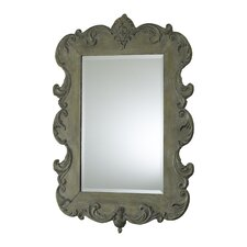 <strong>Cyan Design</strong> Vintage French Mirror in Oyster Silver