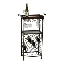 <strong>Cyan Design</strong> New York 20 Bottle Wine Rack