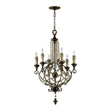 Meriel 6 Light Chandelier
