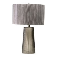 "Club 25"" H Table Lamp with Drum Shade"
