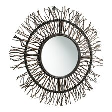Branch Round Wall Mirror