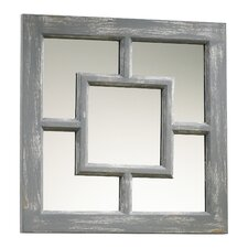 <strong>Cyan Design</strong> Ashbury Mirror in Distressed Gray