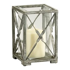 Ascot Iron and Glass Lantern