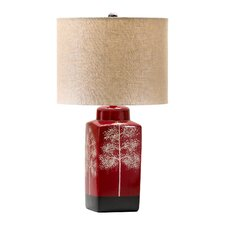 "Thomas 23"" H Table Lamp with Drum Shade"