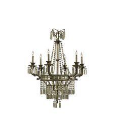 Buckingham 6 Light Chandelier
