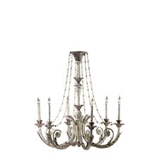 <strong>Cyan Design</strong> Abelle 6 Light Chandelier