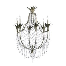Luciana 6 Light Chandelier