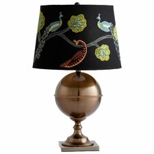 "Vanderbilt 28.5"" H Table Lamp with Empire Shade"