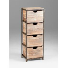 Talford 4 Drawer Storage