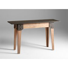 <strong>Cyan Design</strong> Mesa Raw Table in Iron and Natural Wood