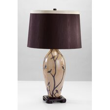 "Beijing 31.5"" H Table Lamp with Empire Shade"