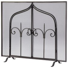 Gate Of Thrones Fireplace Screen