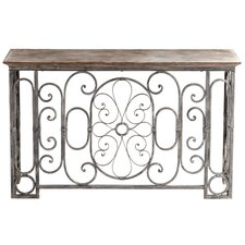 Nixie Console Table