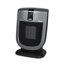 Ceramic Tower Space Heater with Remote Control