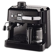 Combination Machine Coffee/Espresso Maker