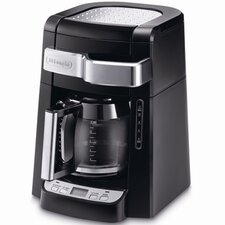 <strong>DeLonghi</strong> 12 Cup Coffee Maker