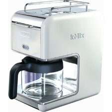 Delonghi kMix 5 Cup Coffee Maker