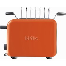 kMix 2-Slice Toaster in Orange