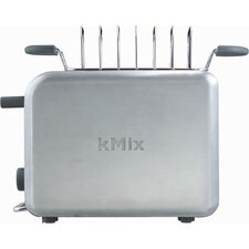 kMix 2-Slice Toaster in Stainless