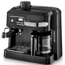 <strong>DeLonghi</strong> Combination Espresso and Drip Coffee