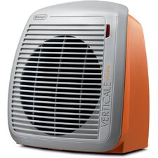 1,500 Watt Compact Space Heater with Adjustable Thermostat