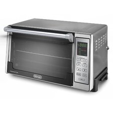 <strong>DeLonghi</strong> 0.7-Cubic Foot Convection Oven