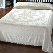 <strong>Maine Heritage Weavers</strong> New England Tradition Bedspread