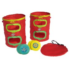 <strong>Driveway Games Company</strong> Pop-2-Play Disc Combo Golf Game Set