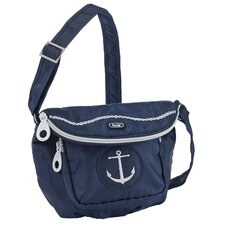Nautical Schooner Mini Cross Bag