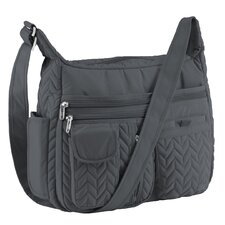 Double Dutch Cross Body Messenger Bag