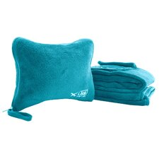 <strong>Lug</strong> Nap Sac Blanket and Pillow